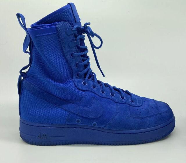 Nike Sf Air Force 1 Game Royal