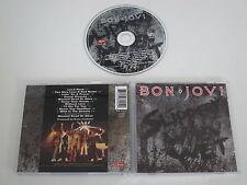 BON JOVI/SLIPPERY WHEN WET(MERCURY 538 025-2) CD ALBUM