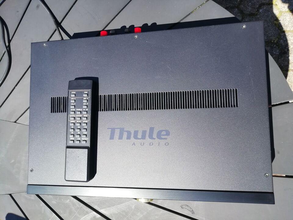 Integreret forstærker, Thule, Spirit IA100