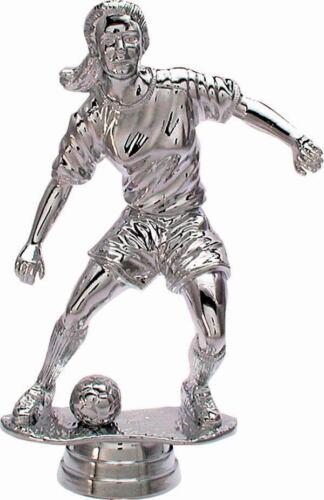"""Médaillon Série 6er Coupe Trophées Football personnages aussi avec femmes /""""on fire/"""" Incl"""