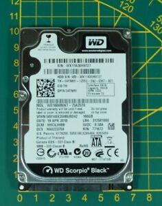 HDD-Disque-Dur-160Go-SATA-2-5-034-Western-Digital-WD1600BEKT-7200RPM-16Mo-cache