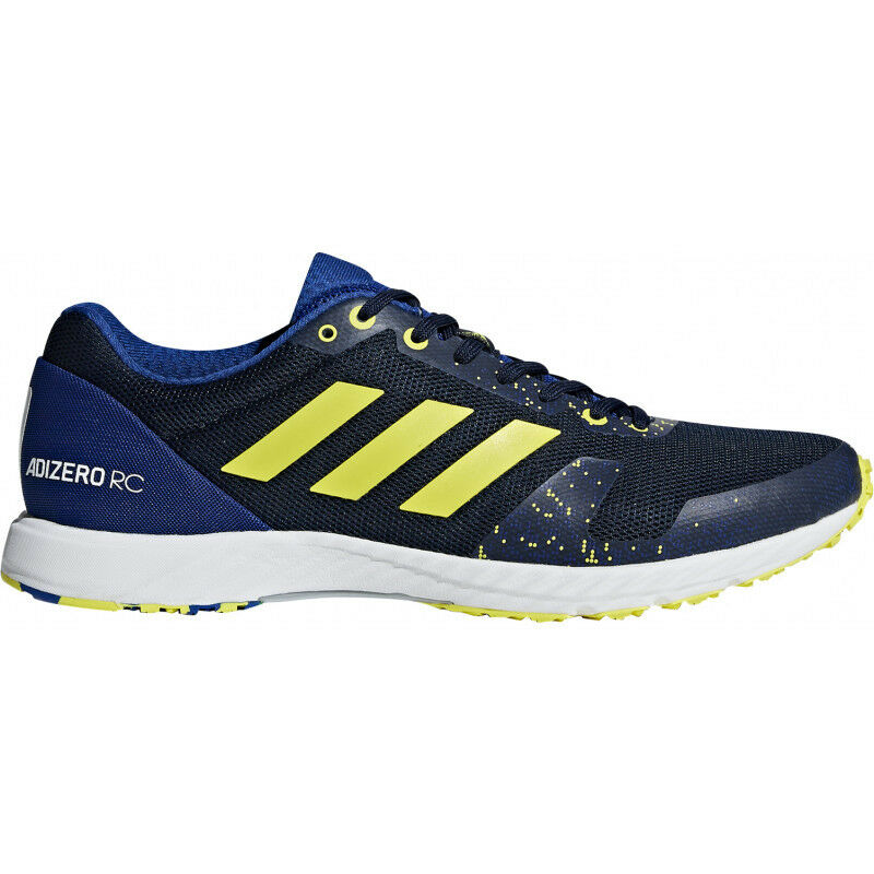 mens adidas adizero rc mens scarpe da corsa blu bc172d ... 07164f292dc