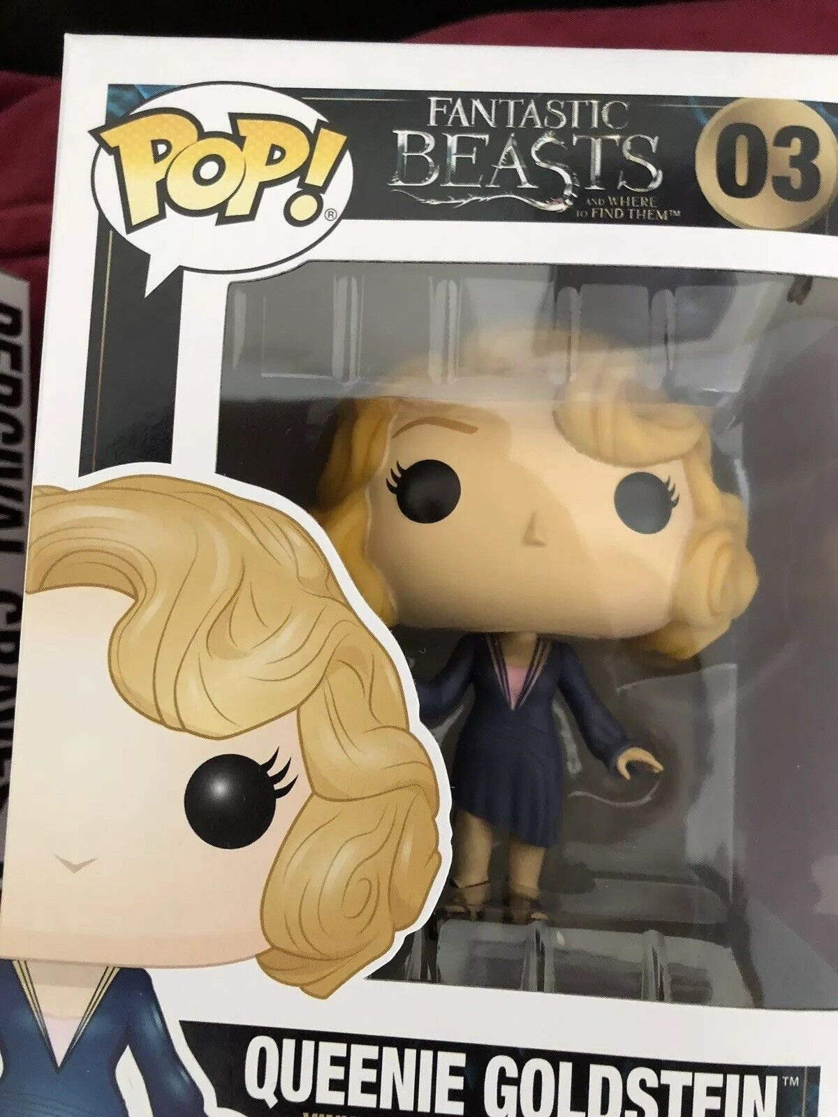 Fanastic beasts and where to find them Five Five Five funko figure sets be5303