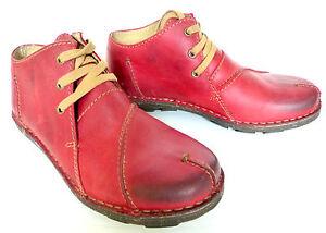 Boots 90 Rovers Halbschuh Gr Preis Eur Neu Leder Alter 149 Damen 37 Rot wPrRXxr