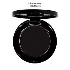 Matte Eyeshadow - Pressed Powder Velvet Eye Colour Shadow - Black