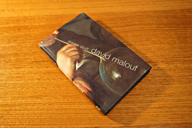 Dream Stuff by David Malouf -  Hardcover First Edition