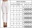 Women Jeans Skinny Ripped Slim Fitness Stretch Trousers Leggings Denim Pants New