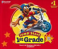 Jumpstart 1st Grade Pc Grammar Spelling Money Science Numbers Jump Start Shapes