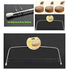 Acier inoxydable gâteau Slicer pain de cuisine Ustensiles Accessoires Kit Outils