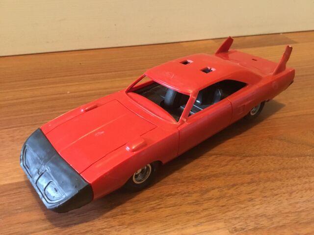 1971 Kenner SSP pull Cord red Plymouth superbird super stocker