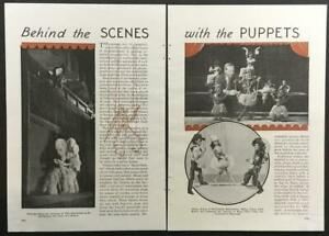 1934-Marionette-article-Podrecca-039-s-Piccoli-Theater-Yale-Puppeteers-I-Am-Suzanne