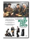 It Might Get Loud 0043396315129 With Michael McKean DVD Region 1