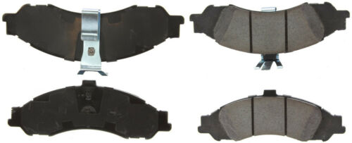 Disc Brake Pad Set Front Centric 105.10430 fits 2004 Pontiac GTO