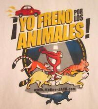 McKEE JACO Animal Shelter med T shirt Costa Rica tee Yo Freno Por Los Animales