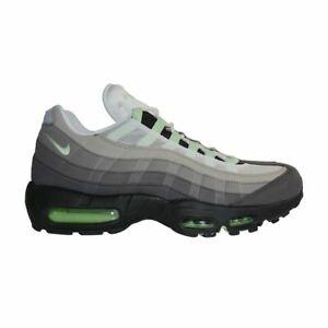 Details zu Herren Nike Air Max 95 CD7495101 Weiß Frisch Neuwertig Granit Staub