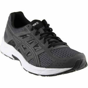 official photos 1e518 5c527 Details about ASICS GEL-Contend 4 Athletic Running Neutral Shoes - Grey -  Mens