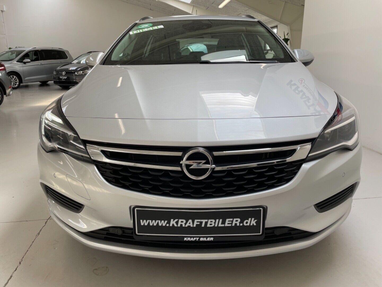 Billede af Opel Astra 1,6 CDTi 136 Enjoy Sports Tourer aut.