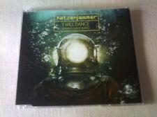 KATZENJAMMER - I WILL DANCE (WHEN I WALK AWAY) - UK PROMO CD SINGLE