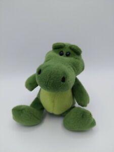 "Ty Beanie Baby Chompy the Alligator 8"""