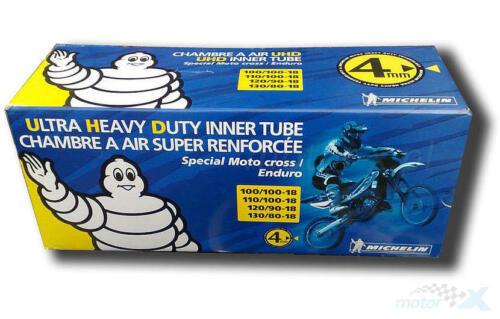 Michelin Schlauch 18 Zoll Enduro 4 mm super verstärkt 18UHD 110 120 130 //80-18