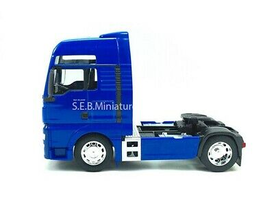 MAN TGX 18.440 BLEU 1//32 WELLY 4X2