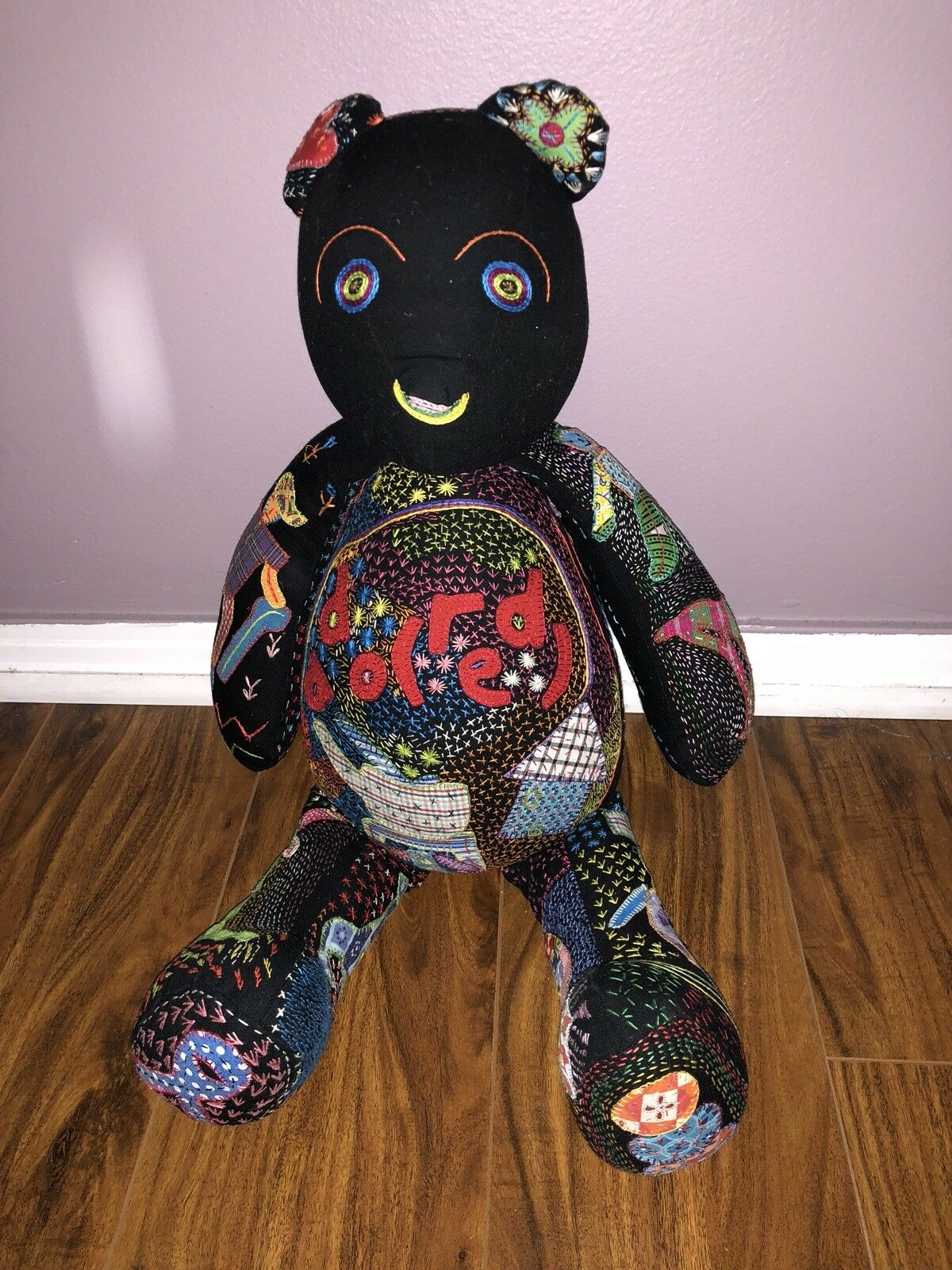 The Orignial Forward Bear By Heartworks Gap (Red) LIMITED EDITION RARE