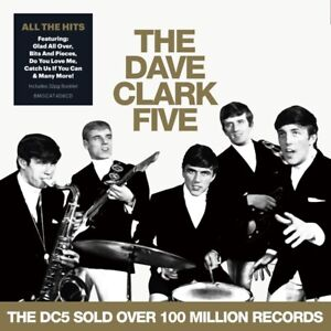 THE DAVE CLARK FIVE - ALL THE HITS DIGPAK   CD NEW!