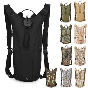 3L-Outdoor-Camping-Hiking-Climbing-TPU-Water-Bladder-Bag-BackPack-Hydration-Bag