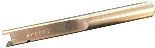 LOCK CYLINDER PLUG FOLLOWER FOR DUMPING MASTER-KEY PINS - REKEY LOCKSMITH TOOL