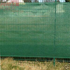 1 30 m sichtschutz tennisblende windschutz sichtblende balkonsichtschutz zaun ebay. Black Bedroom Furniture Sets. Home Design Ideas