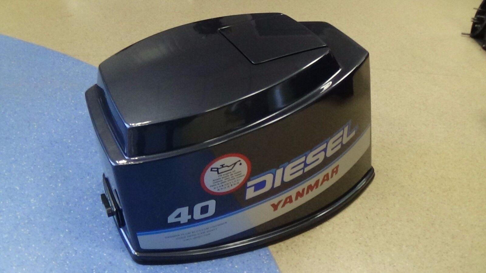 YANMAR Diesel Diesel YANMAR D40 Top Cowling Assy 0f8055