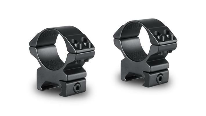 Hawke Match-Ringmontagen 30mm 2 Pcs Weaver Medium