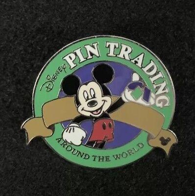 Disney Pin Hidden Mickey Green Goofy Footprints By Walt Disney World 2007 pin798
