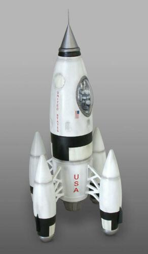 PEGASUS Retro Apollo 27 Plastic Rocket Model Assembly Kit 18SPH01