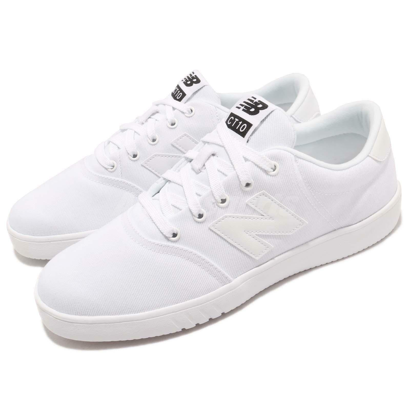 New Balance CT10YNC D blanc noir homme Casual Walking chaussures Sneakers CT10YNCD