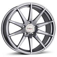 19 Zoll GTX Concave Felgen 5x120 Grau für BMW M Paket 1er 2er 3er f20 e46 CSL M1