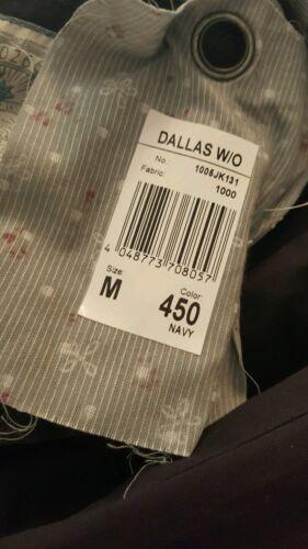 jacke Jacke 40 M 38 Gr Dunkelblau Navi Biker Khujo Sommer Dallas Übergangsjacke 05qwXRf