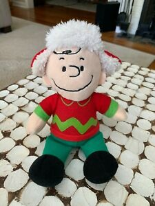 Hallmark-Peanuts-Charlie-Brown-Musical-Wish-You-a-Merry-Christmas-Holiday-Plush