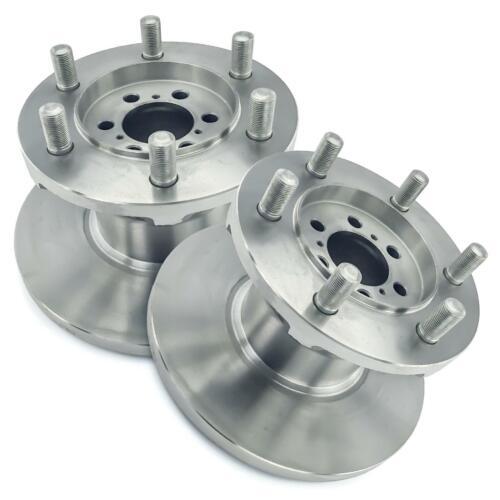 2x Bremsscheibe Bremsscheiben Satz Set 280mm vorne für Iveco Daily I II