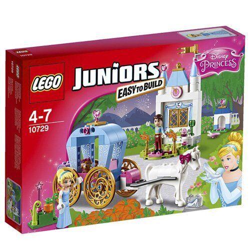 LEGO® Juniors 10729 Cinderellas Märchenkutsche NEU OVP_Cinderella's Carriage NEU