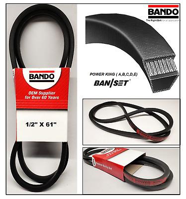 A59 V-Belt 1//2 X 61 Belt Replaces 4L610