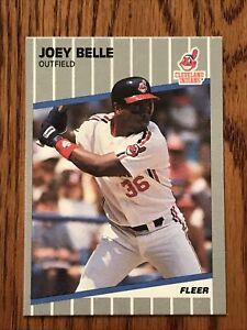 1989 FLEER UPDATE #U-25 Joey Belle IN NRMT or Better