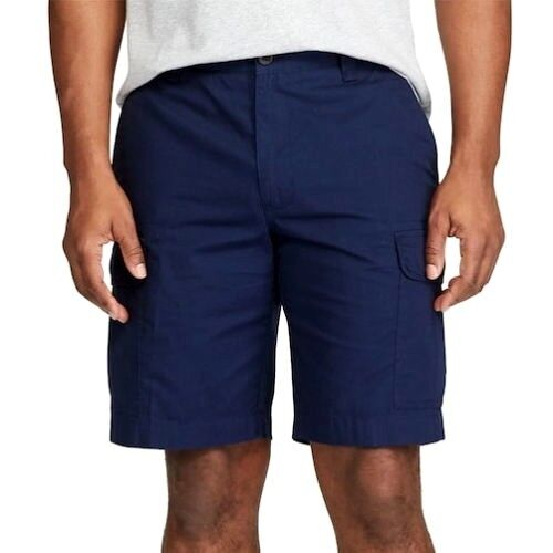 411a243478 Chaps by Ralph Lauren Cargo Shorts Cotton Ripstop Big & Tall Navy 44 44b  for sale online | eBay