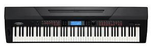 Piano Numerique Clavier Electronique Synthetiseur E-Piano 128 Voix AUX MIDI EQ - France - État : Neuf: Objet neuf et intact, n'ayant jamais servi, non ouvert, vendu dans son emballage d'origine (lorsqu'il y en a un). L'emballage doit tre le mme que celui de l'objet vendu en magasin, sauf si l'objet a été emballé par le fabricant d - France