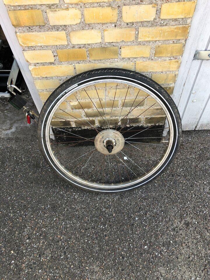 """Hjul, 26"""" til udvendige gear"""