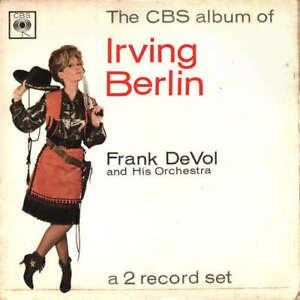 Frank-De-Vol-And-His-Orchestra-The-CBS-Album-Of-Irvi-Vinyl-Schallplatte-157030