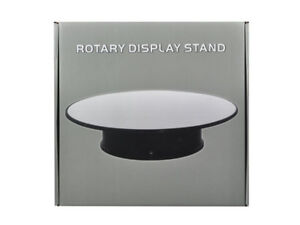 Rotary-Display-Stand-8-034-For-1-24-1-64-Model-Cars-With-Mirror-Top-88008