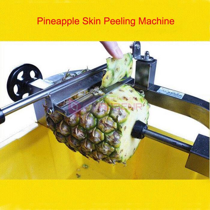 Haute Efficacité Ananas peau Cutter Outil Peeler trancheuse Ananas épluchage couteau