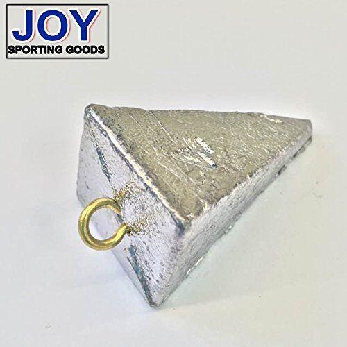 Pyramid 1.5 oz Fishing Sinker Lead Weight