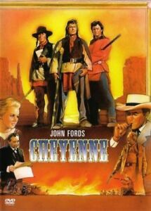 Cheyenne-John-Ford-Richard-Widmark-Carroll-Baker-Karl-Malden-NEW-UK-R2-DVD